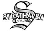 Strathaven Ales behind WinterStorm Cask Beer