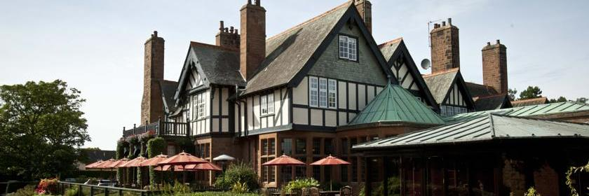 Piersland House Hotel two nights with tickets