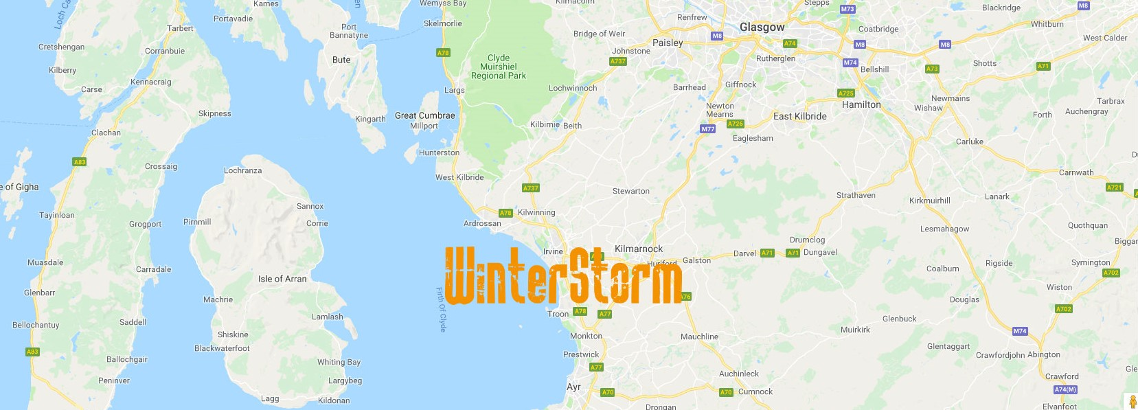 Troon Scotland Map.How To Travel To Troon Winterstorm Travel