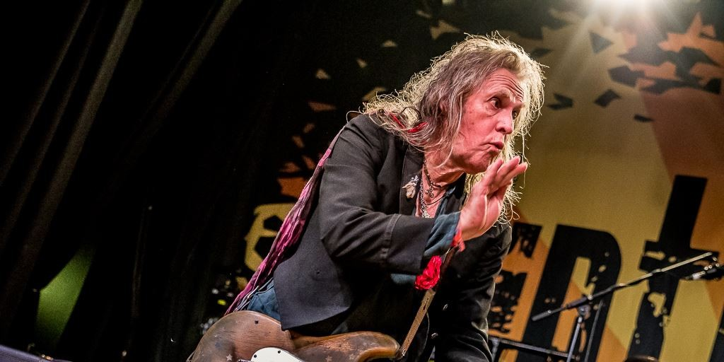 Bernie Torme | The Beach Bootleg