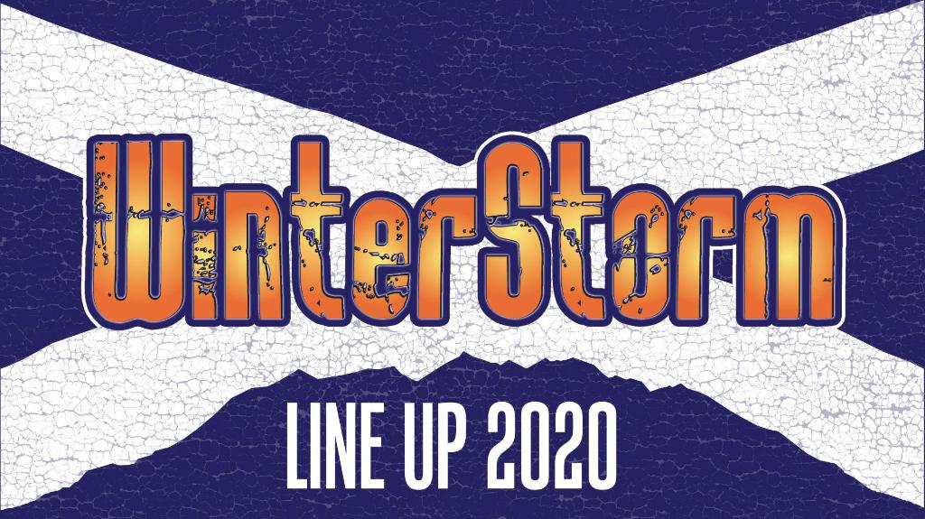First Announcements for WinterStorm 2020