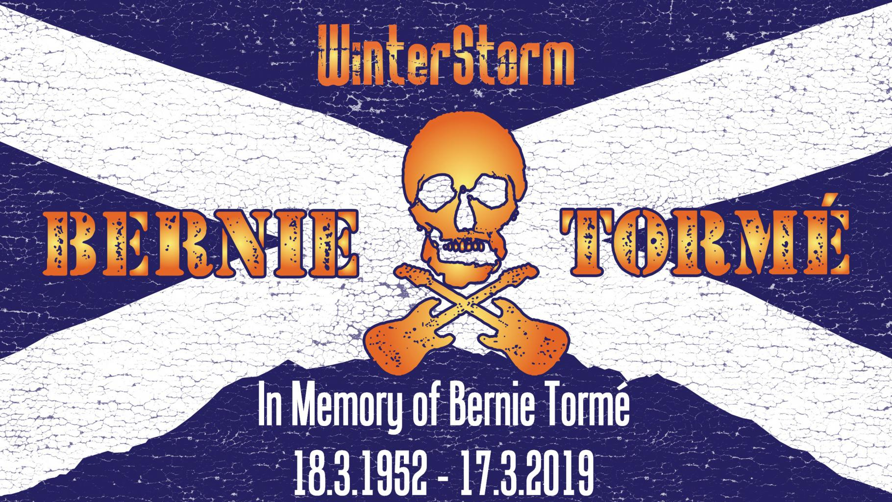 Bernie Torme Streamed Video Feature