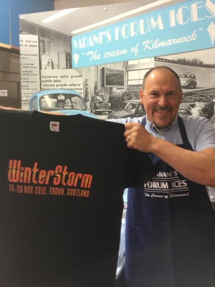 WinterStormin Ices