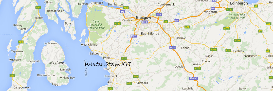 Troon | Ayrshire | West Coast Scotland